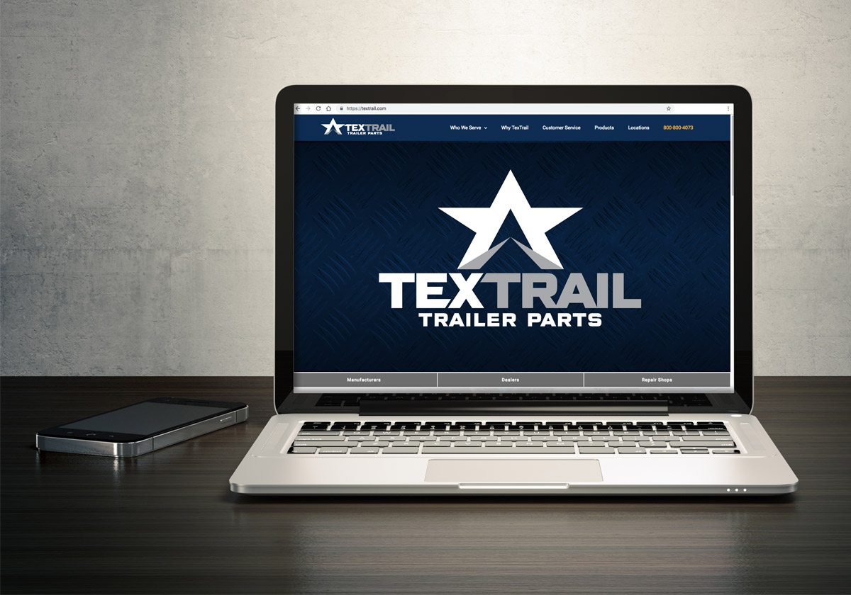 TexTrail Website